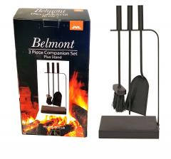 Belmont Fireside Companion Set perfect fireside Accessory Fireplace Tidy Tool