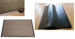 90 x 150cm Commodore Barrier Mat (Brown)
