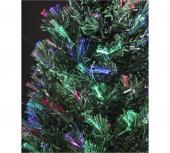 Sparkling 4 Feet Black Fiber Optic Tree (120cm)