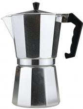 Traditional Aluminum 12 Cup Espresso Coffee Maker