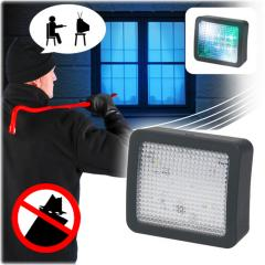 Fake TV LED Imitator Simulator Light Home Security Burglar Thief Security Deterr