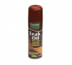 High Quality 250ml Teak Oil Spray