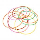 High Quality 55cm Small Hula Hoops (Pure Colour)