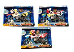 Kids Dirt Bike Motorcycle toy Racing Motorcycle Toys Motorbike  Model Mountain B