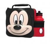 Modern 3D Lunch Bag With Bottle (Mickey Mouse)