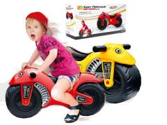 Toddler Kids Motorbike Balance Bike Motorcycle Push Along Ride On Walker